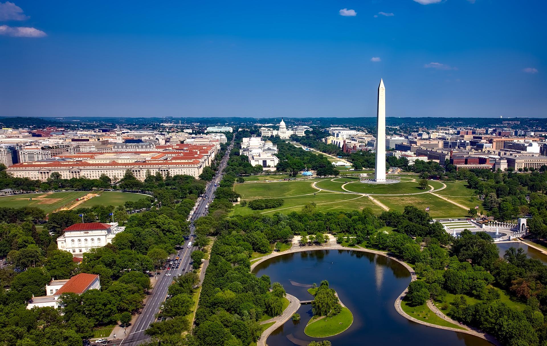 IMAGEM: Câmara dos EUA aprova projeto de lei para tornar capital um estado