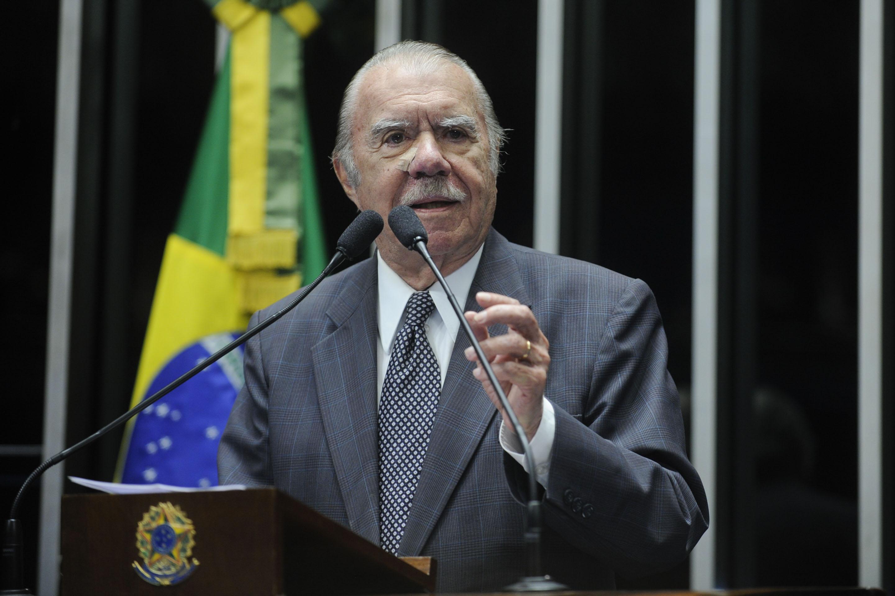 """IMAGEM: """"Bolsonaro precisa de workshop com Sarney"""""""