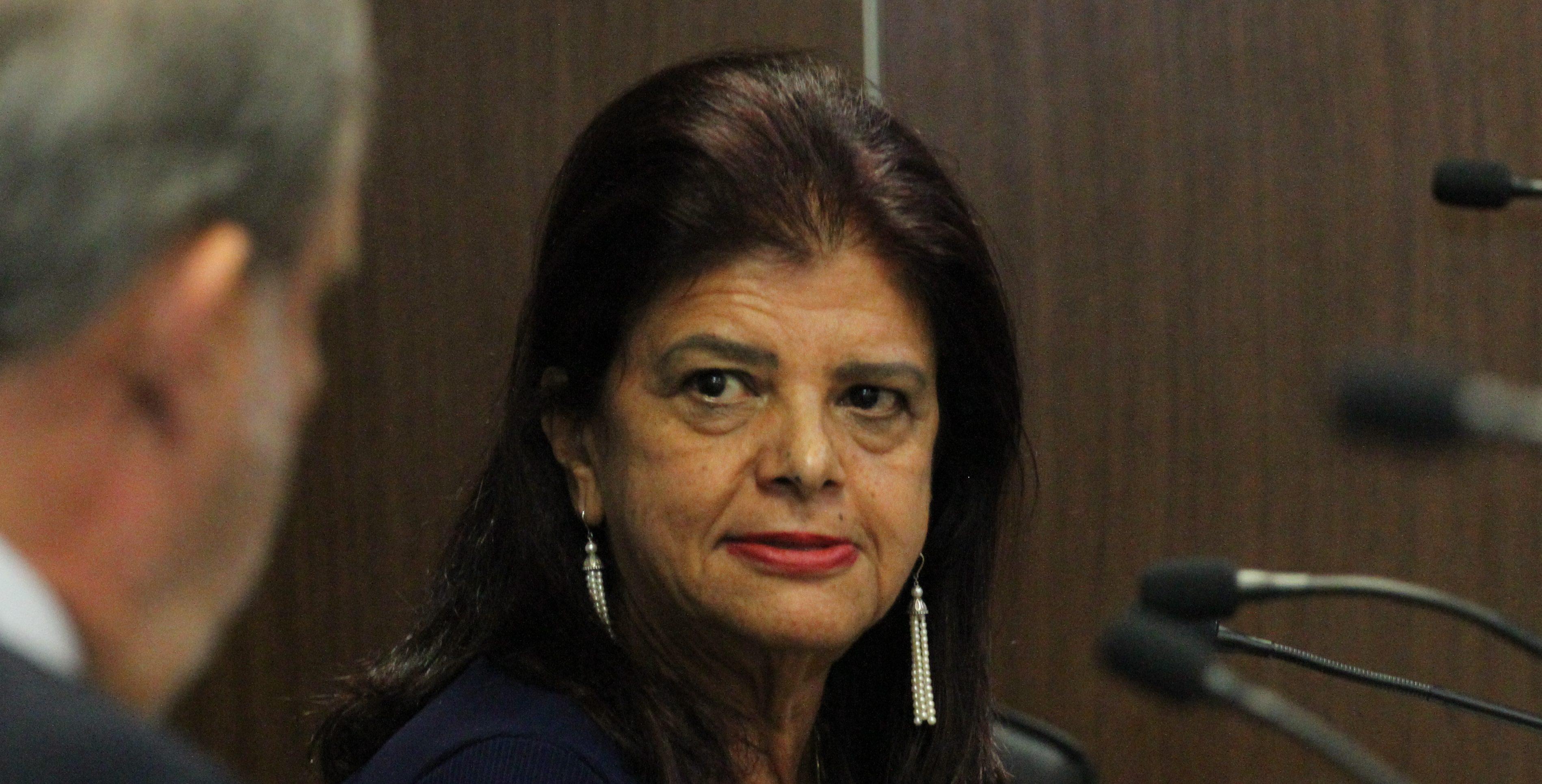 """IMAGEM: Luiza Trajano descarta candidatura: """"Nunca quis ser mito"""""""