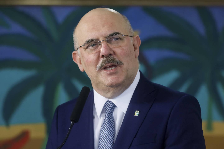 """IMAGEM: Ministro da Educação diz que alunos com deficiência """"atrapalham"""""""