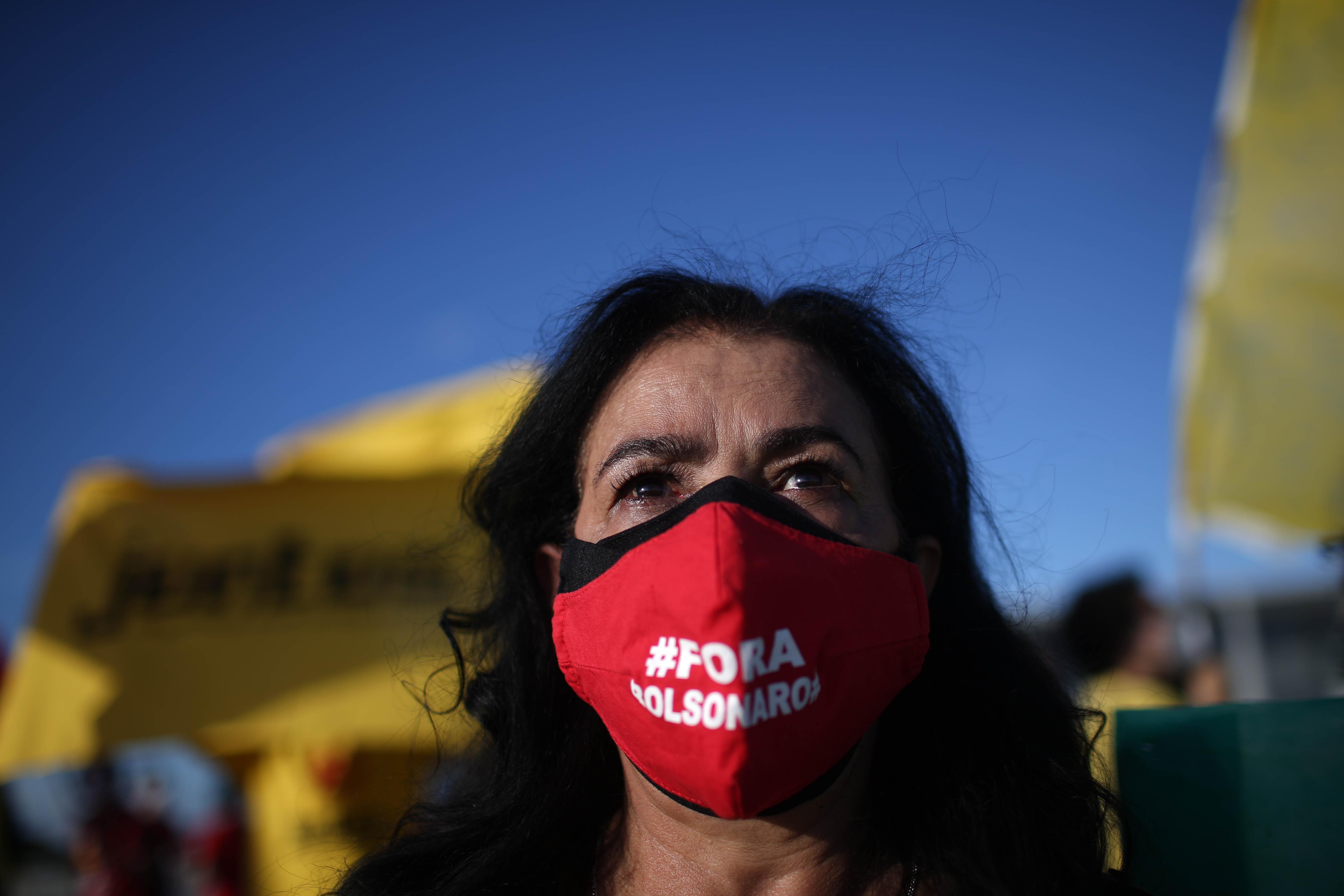 Oposição marca para 24 de março novos protestos contra Bolsonaro