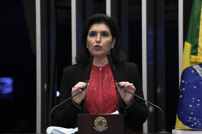 IMAGEM: Bancada feminina do Senado pressiona Bolsonaro contra veto