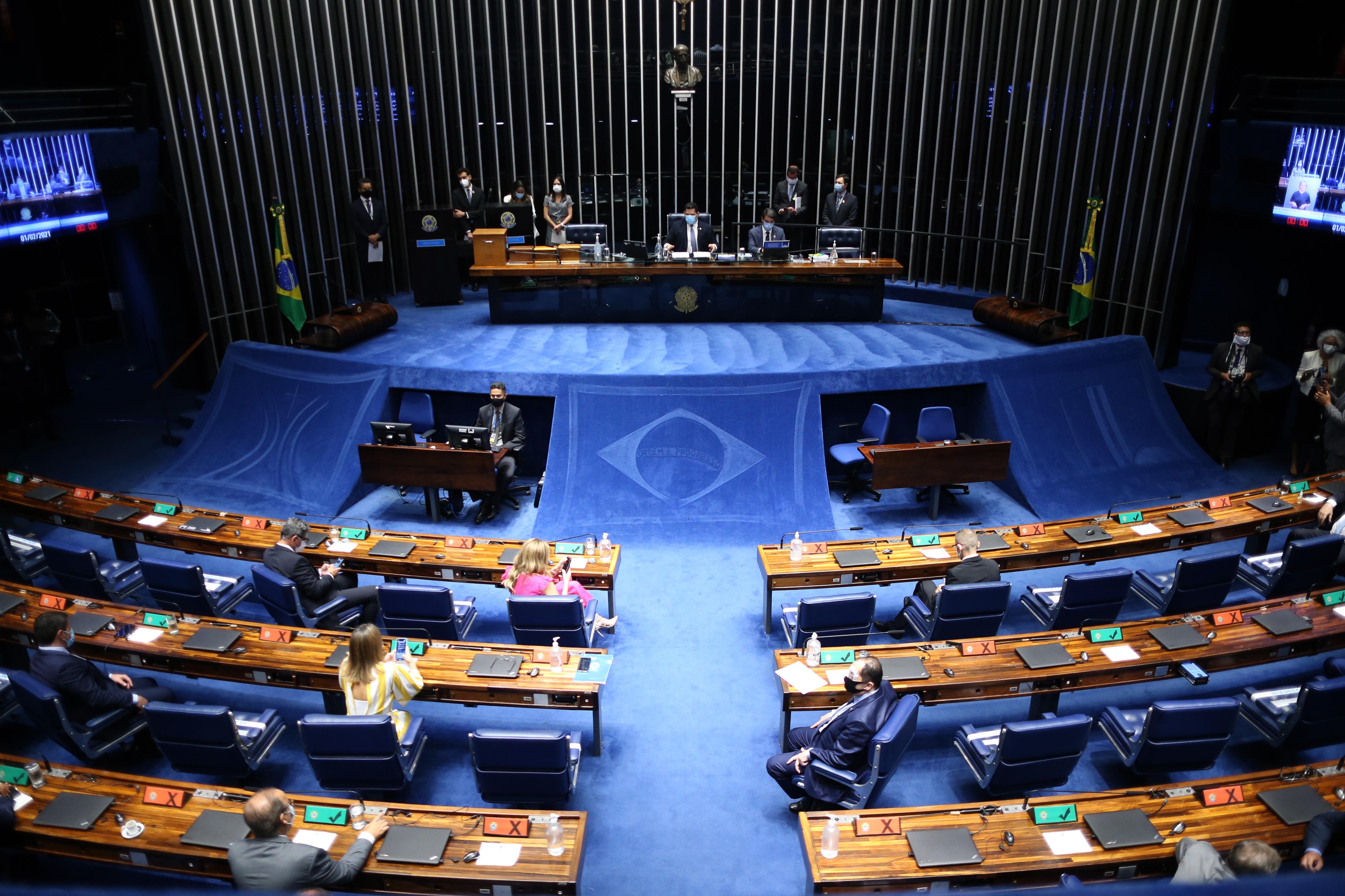 IMAGEM: Podemos propõe CPI mais ampla para apurar crimes na pandemia
