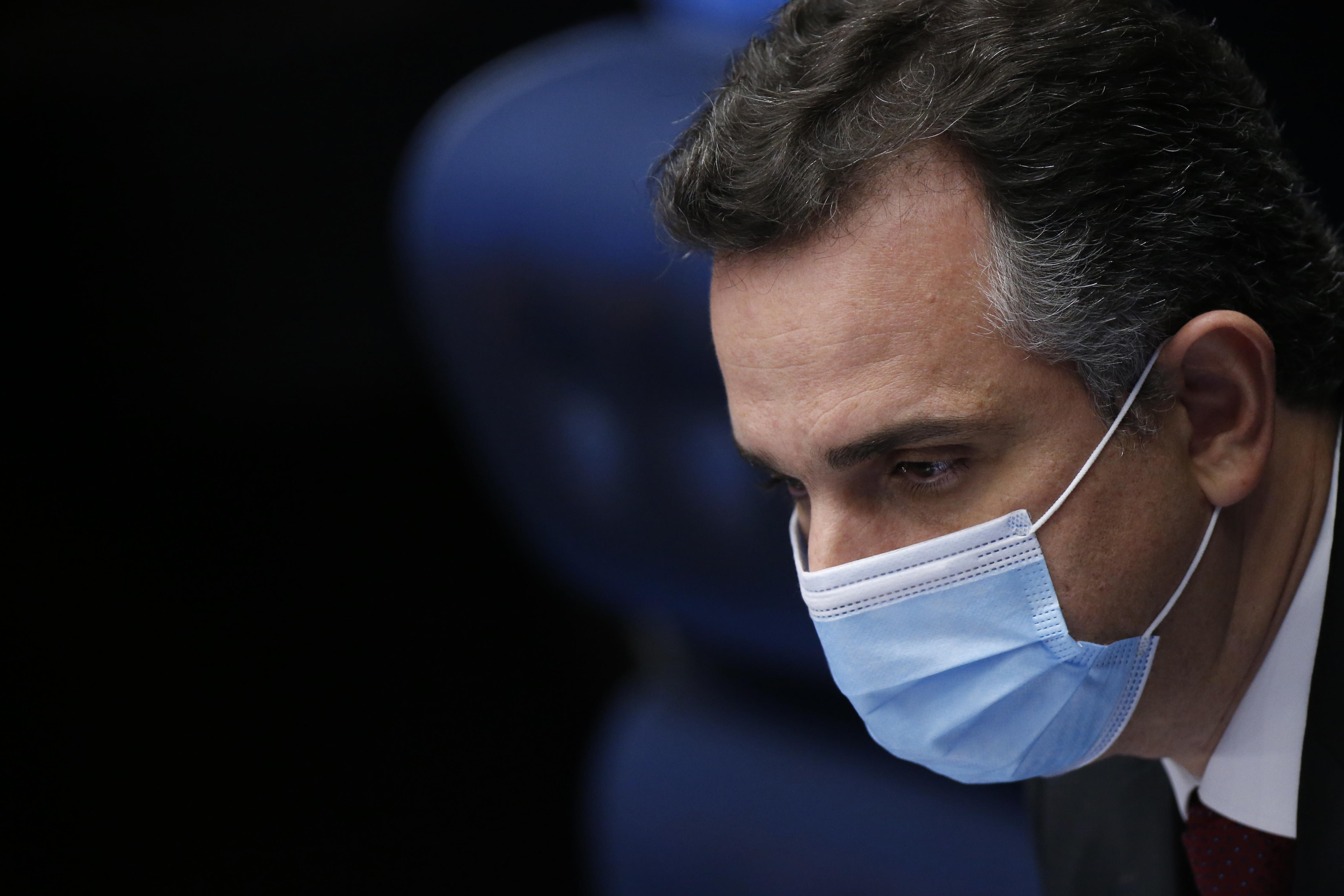 IMAGEM: Pacheco ganha tempo para decidir sobre CPI da Covid