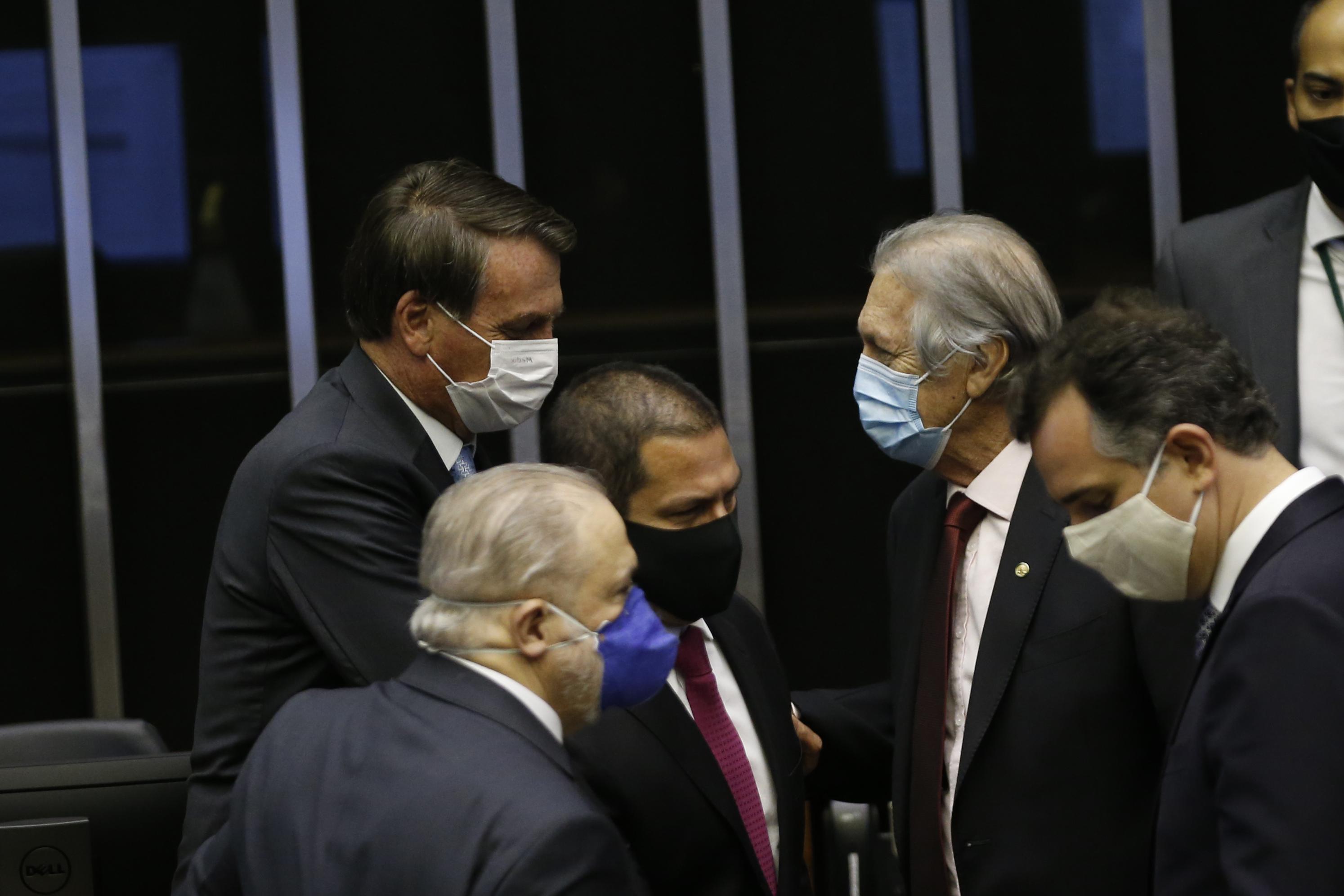 IMAGEM: Dirigentes do PSL atuam para barrar volta de Bolsonaro ao partido
