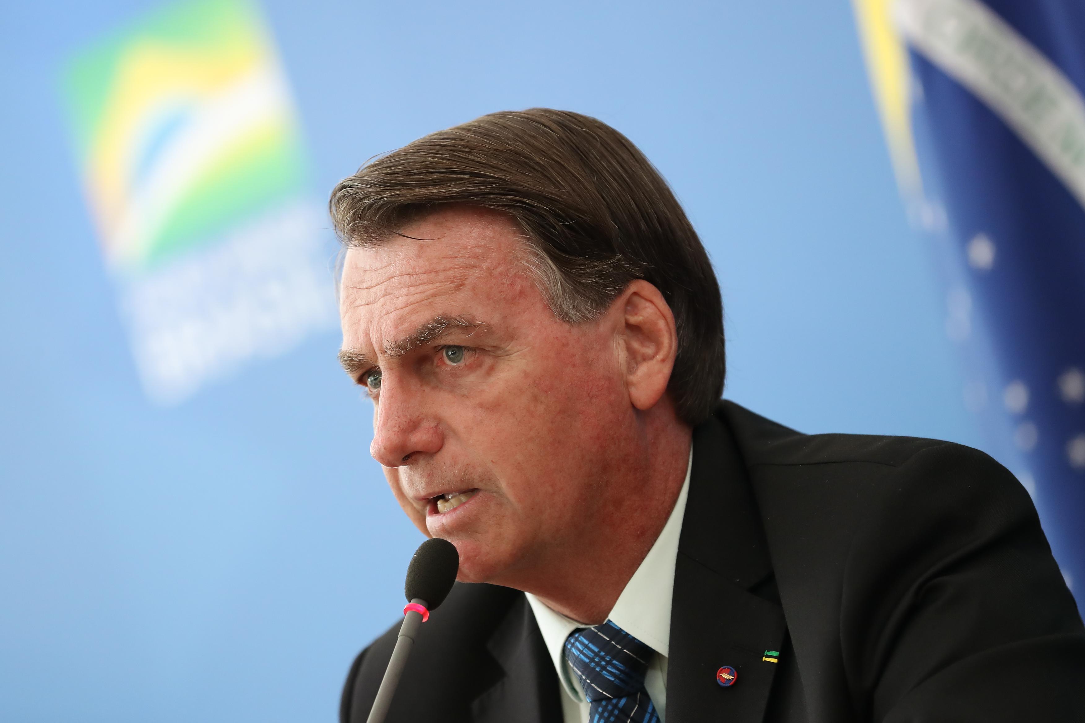 IMAGEM: Bolsonaro participa de jantar com empresários em SP na quarta