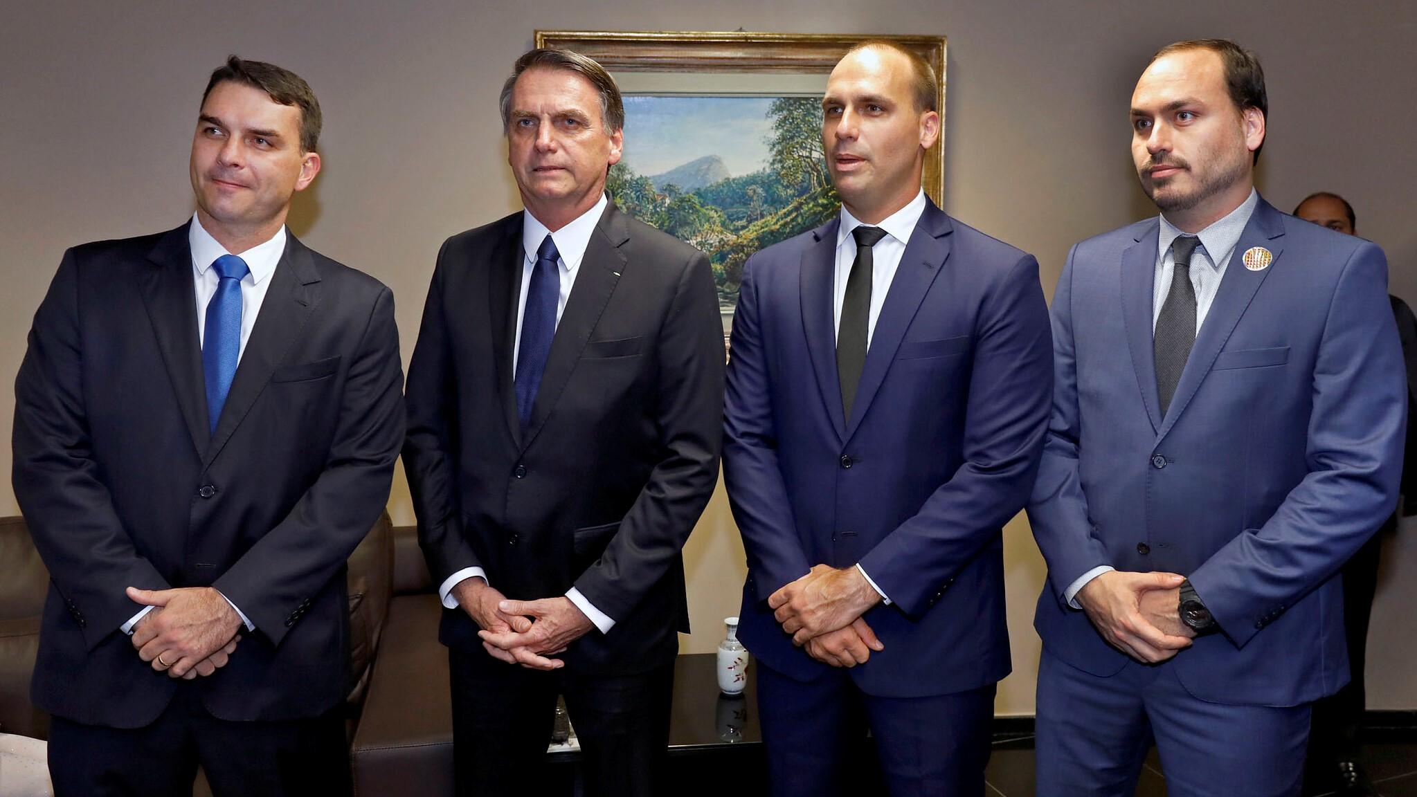 IMAGEM: 54,6% querem impeachment de Bolsonaro