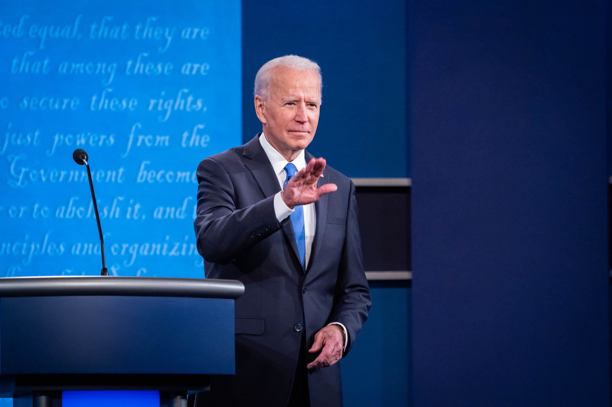 IMAGEM: Biden anuncia sanções contra militares de Mianmar após golpe
