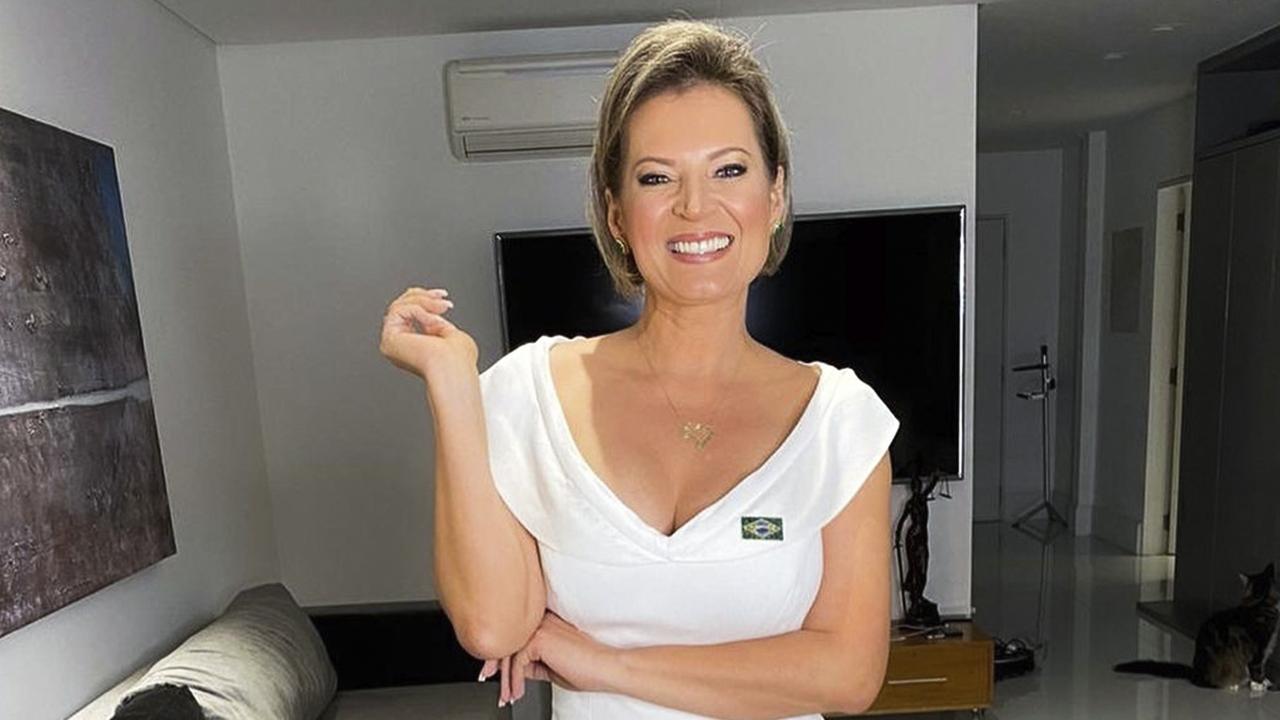 IMAGEM: Joice anuncia saída do PSL e diz que partido se prostituiu