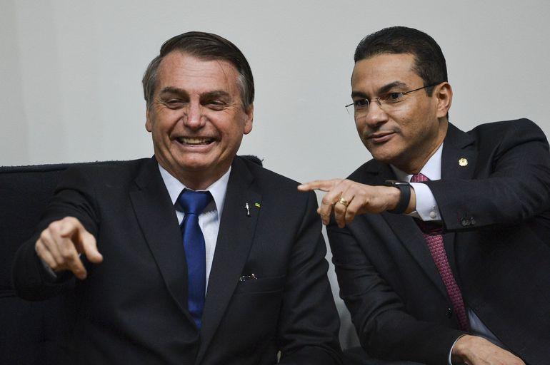 IMAGEM: Presidente do Republicanos nega conversas com Bolsonaro