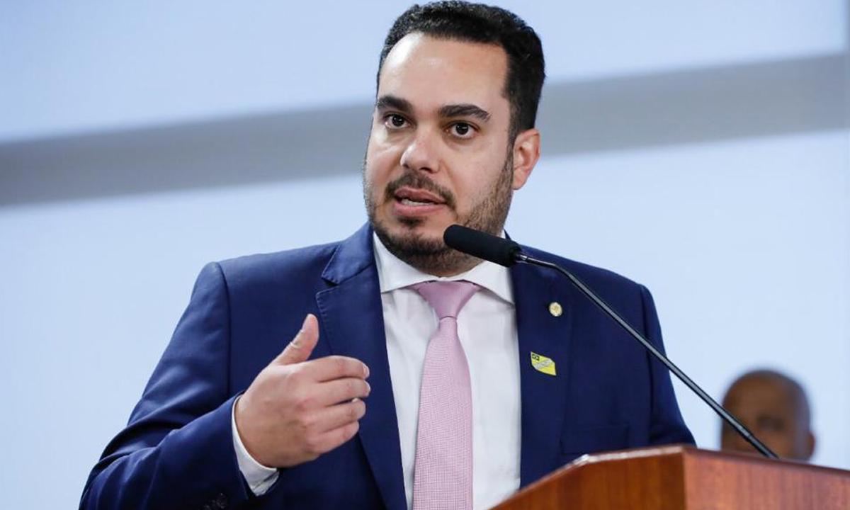 IMAGEM: Paulo Martins reconhece dificuldade para aprovar PEC do voto impresso