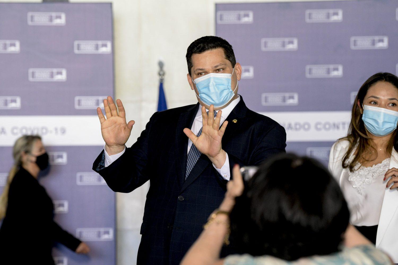 IMAGEM: MDB cobra fatura de Rodrigo Pacheco, que pode rifar Alcolumbre