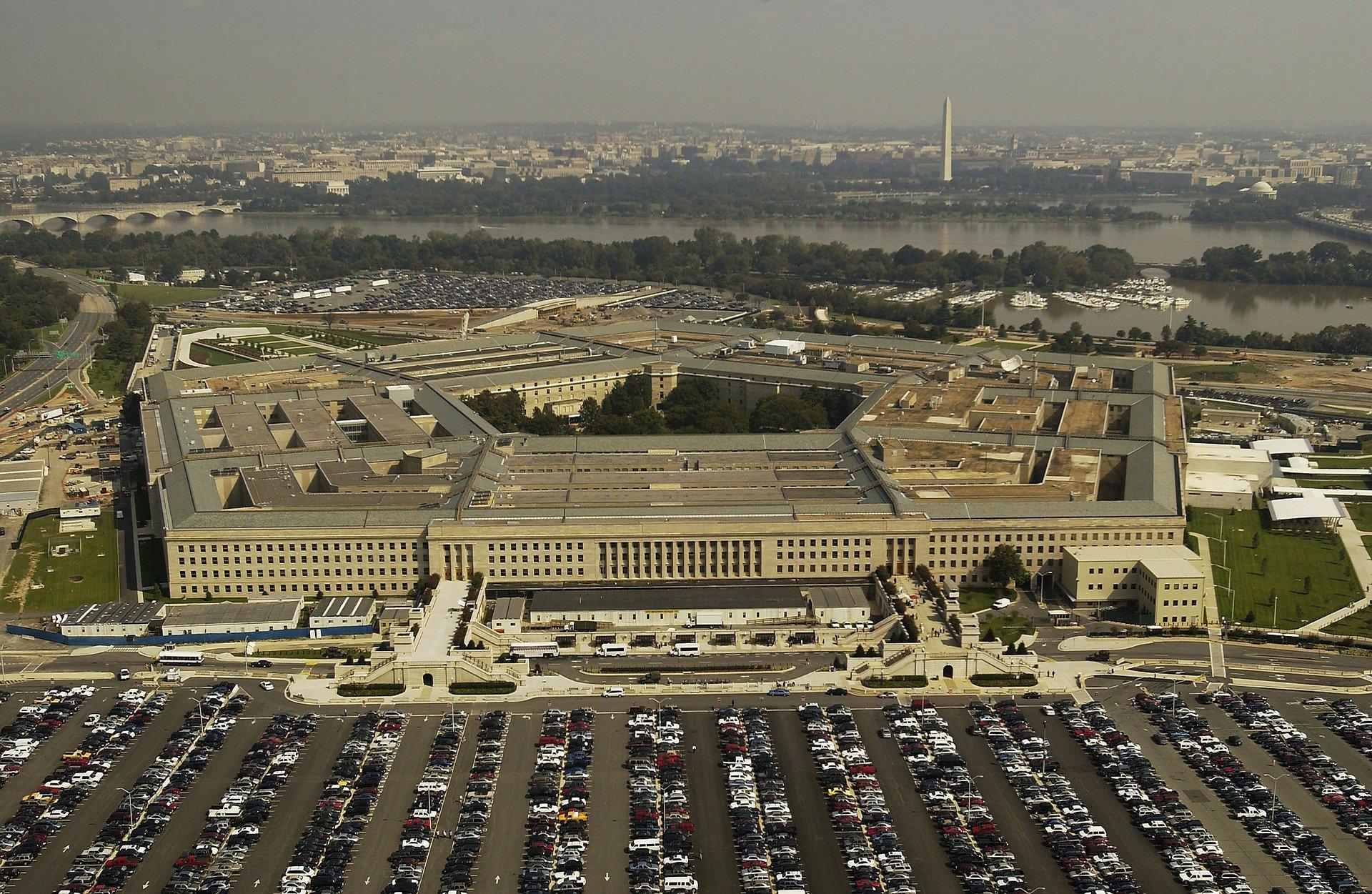 IMAGEM: EUA fazem ataque aéreo à Síria