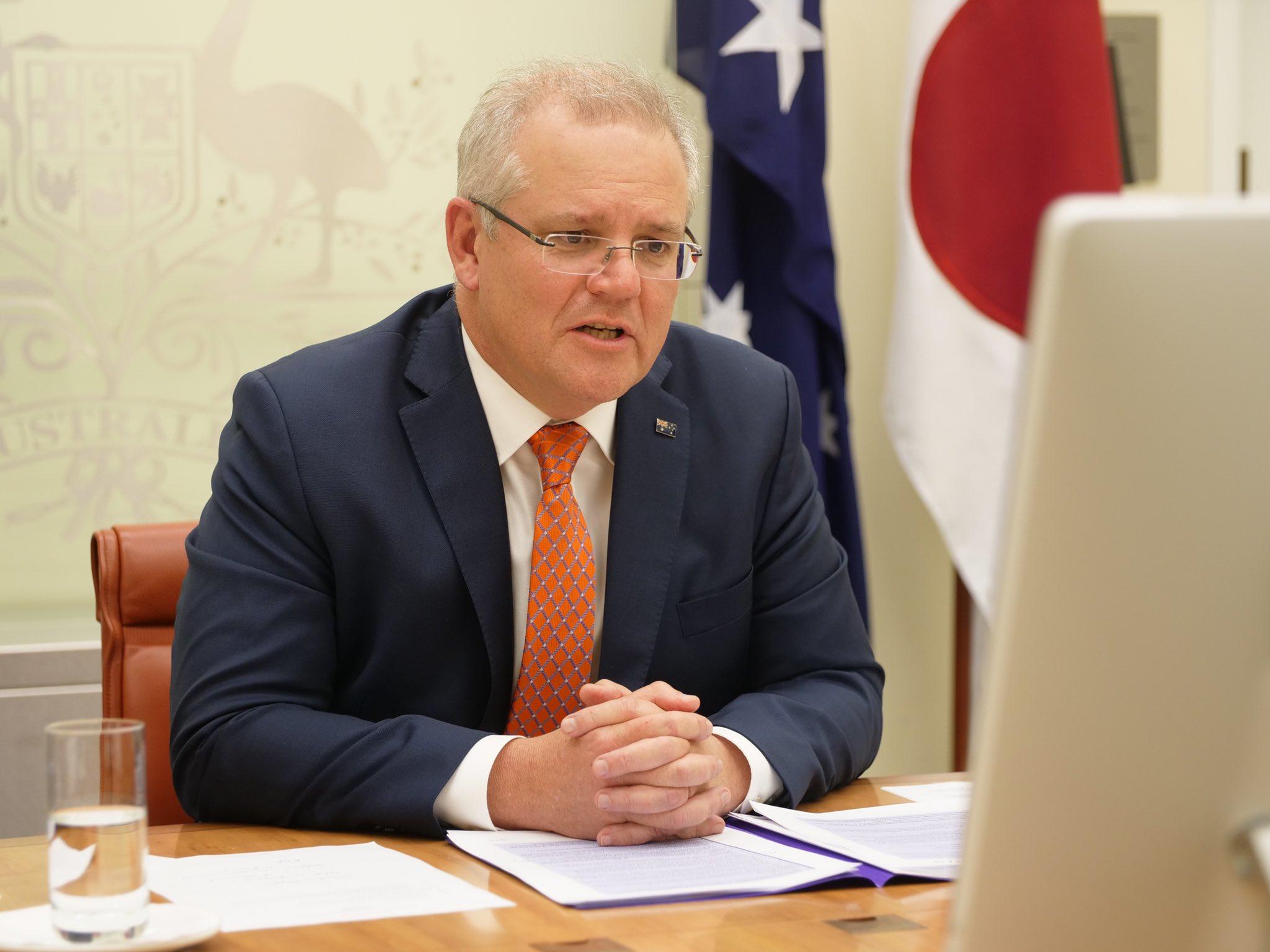 IMAGEM: Facebook bloqueia notícias na Austrália, e governo reage