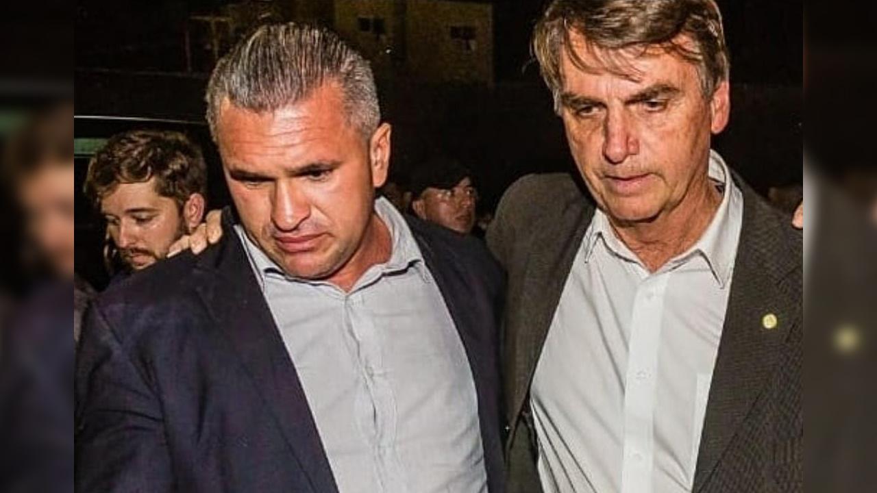 """IMAGEM: Deputado do PSL acusa Eduardo Bolsonaro: """"Se algo me acontecer, já sabem"""""""