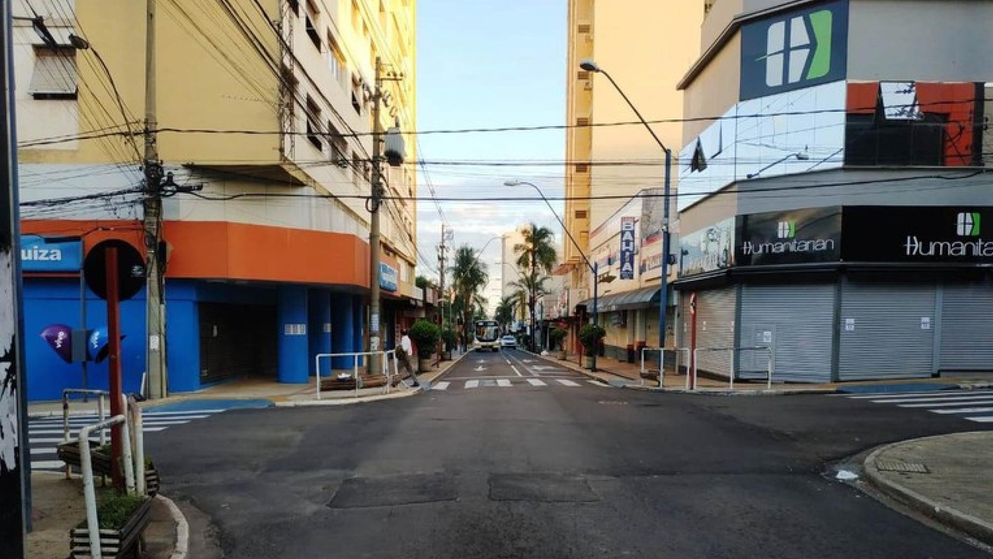 IMAGEM: Covid-19: Exército é acionado para sanitização em Araraquara, que tem UTIs lotadas