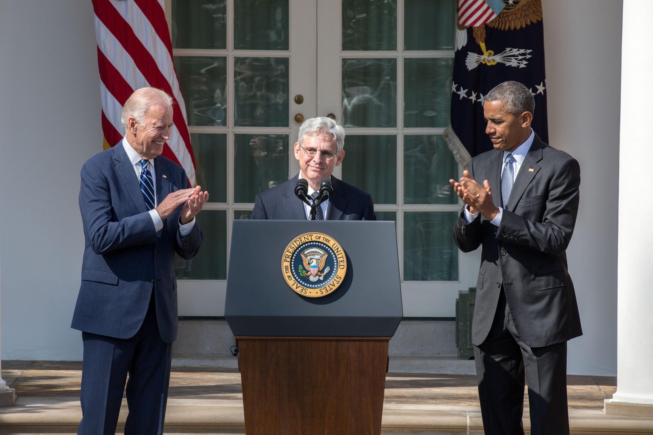 IMAGEM: Boicotado por republicanos na era Obama é aprovado para pasta da Justiça