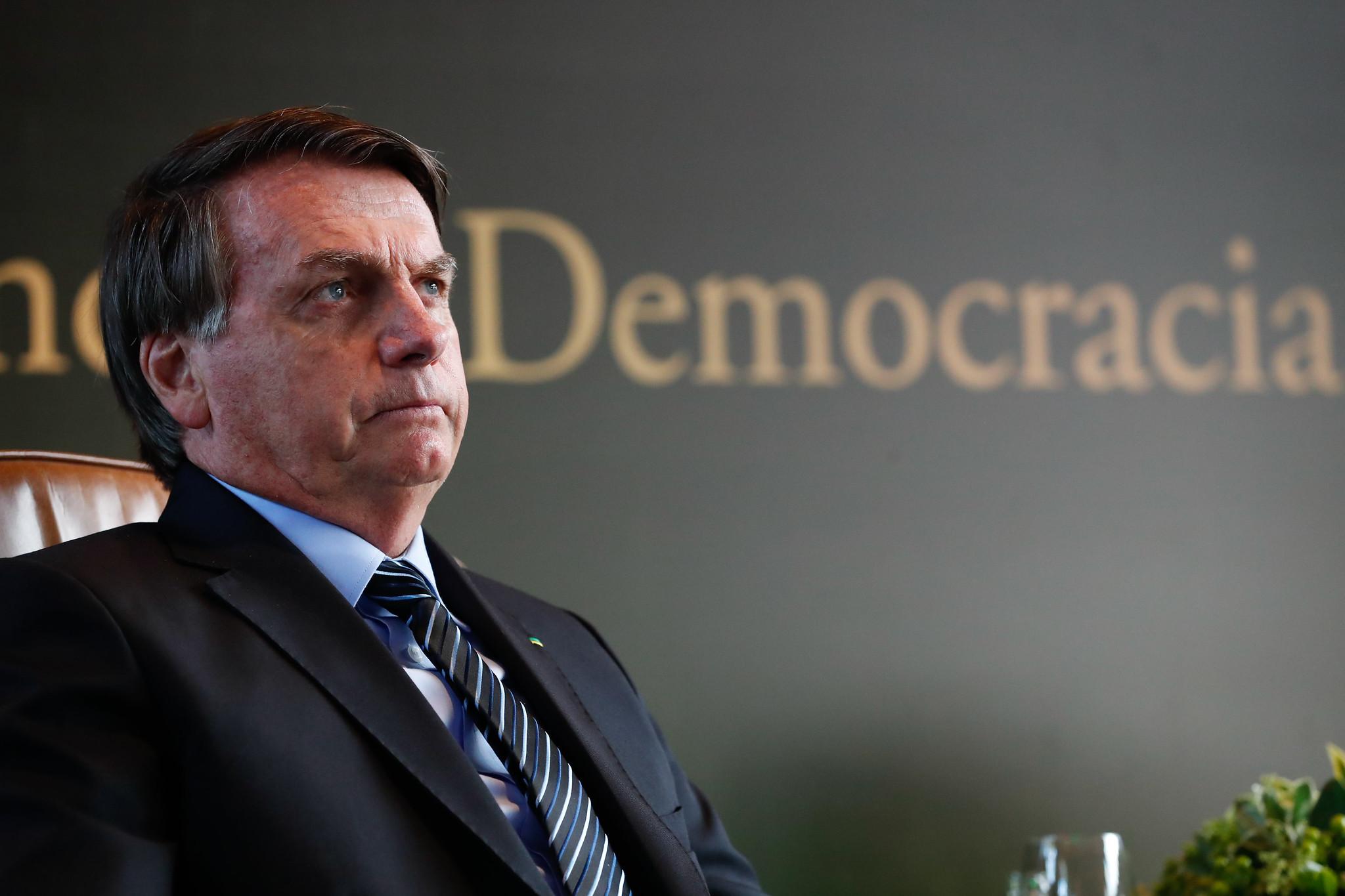IMAGEM: A pedalada elétrica de Bolsonaro