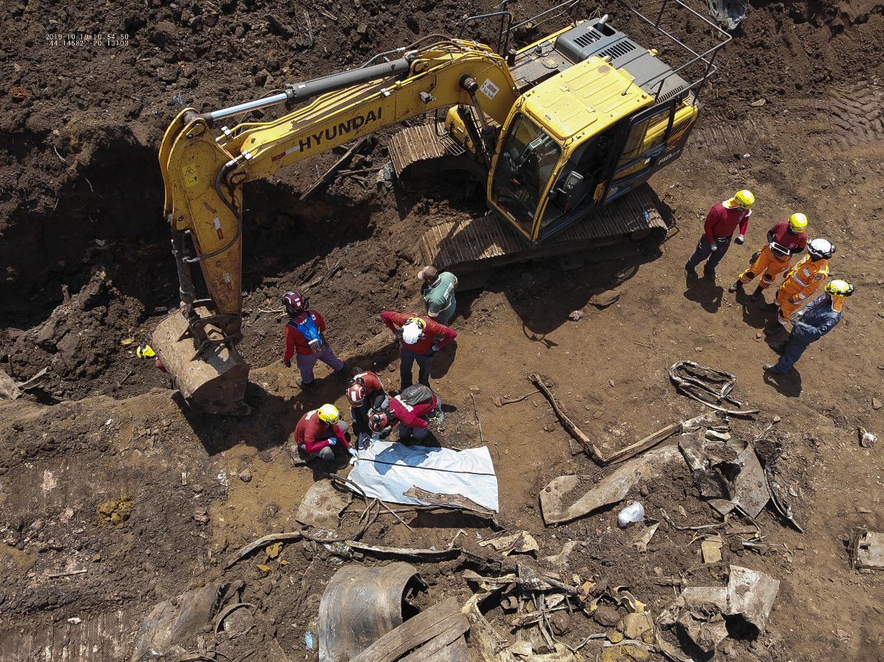 IMAGEM: Vale é condenada a pagar R$ 1 milhão por cada trabalhador morto em Brumadinho