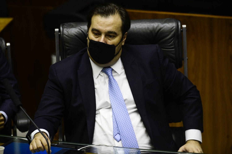 IMAGEM: Rodrigo Maia diz que o DEM voltou para a extrema-direita