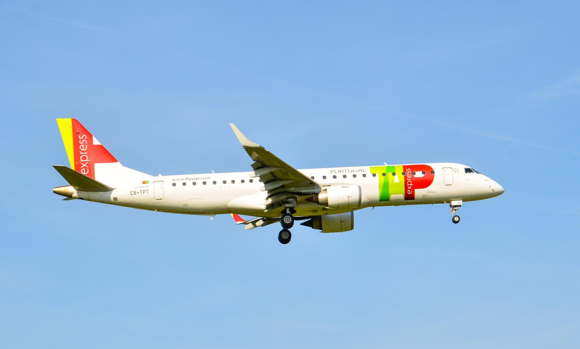 IMAGEM: Portugal volta a autorizar voos comerciais com o Brasil