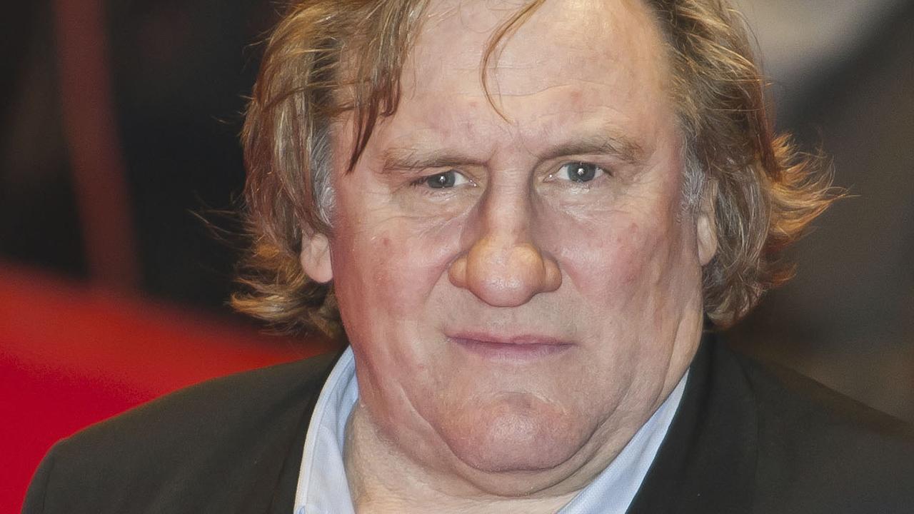 """IMAGEM: Gérard Depardieu é indiciado por """"estupros"""""""