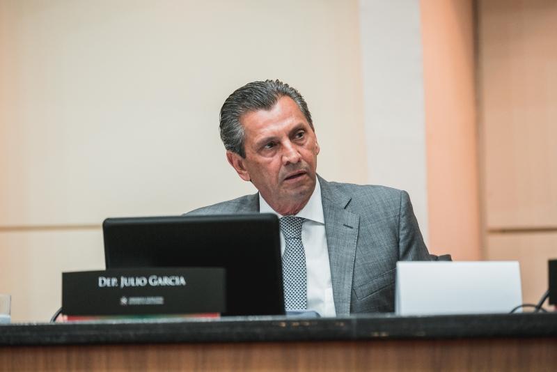 IMAGEM: Pela 2ª vez, Assembleia de SC revoga prisão de Julio Garcia