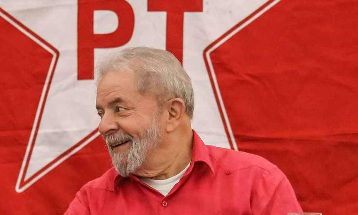 IMAGEM: Lula, o centrista, agora critica até ditadura de esquerda