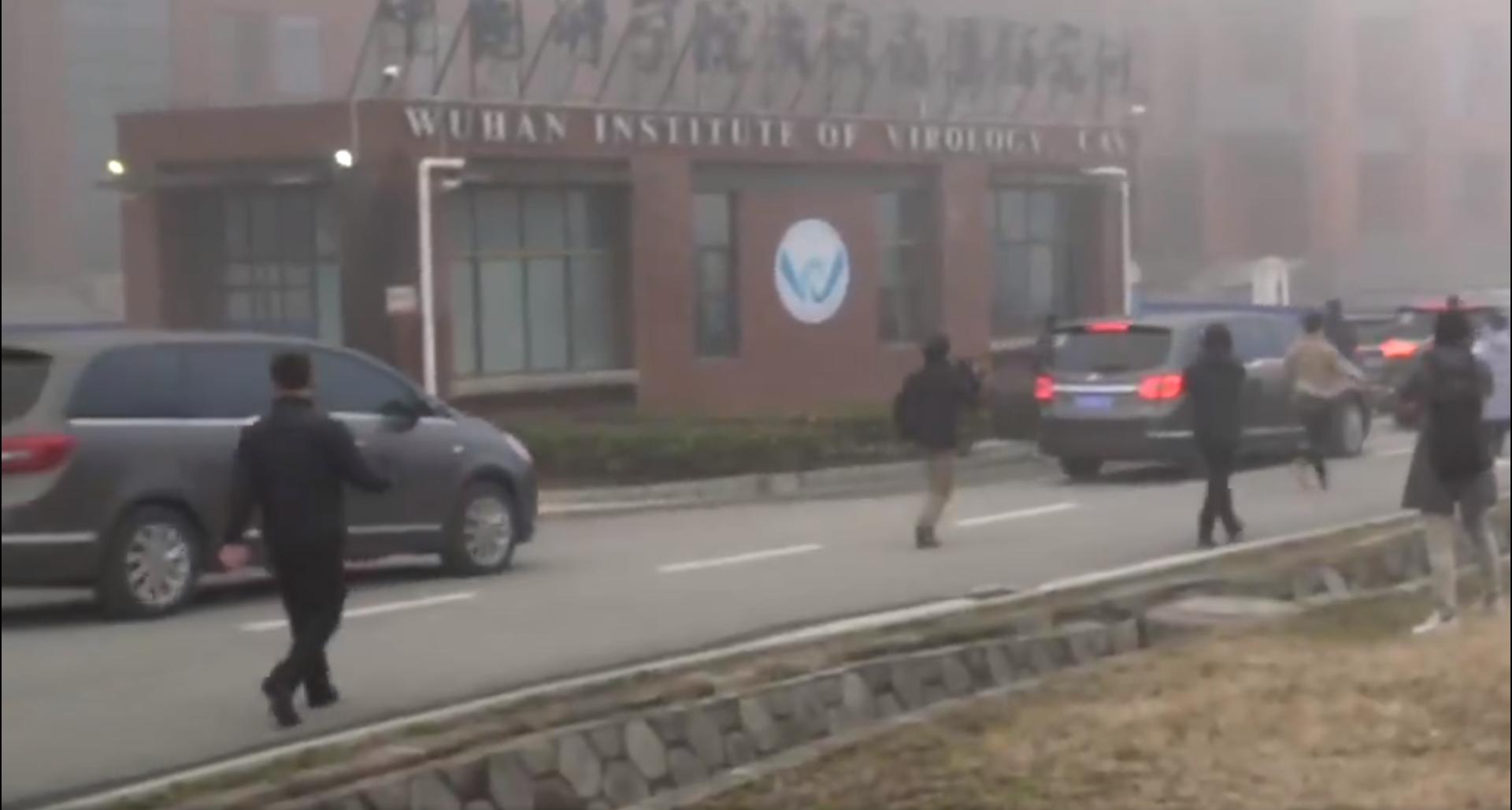 IMAGEM: Covid-19: China se recusa a fornecer à OMS dados brutos sobre primeiros casos