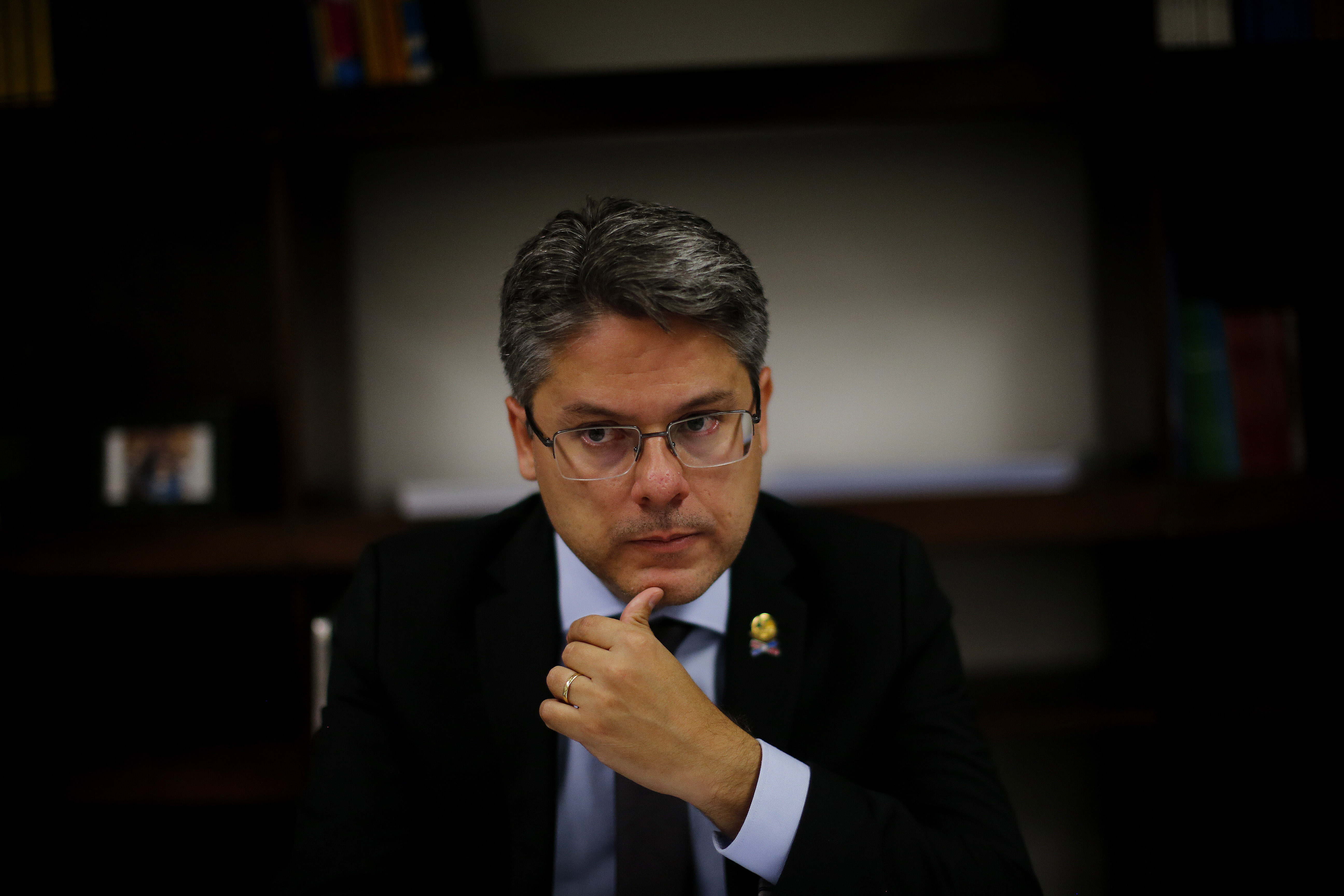 """IMAGEM: Vieira: """"Debate sobre Presidência não pode ser entre quem rouba mais ou rouba menos"""""""