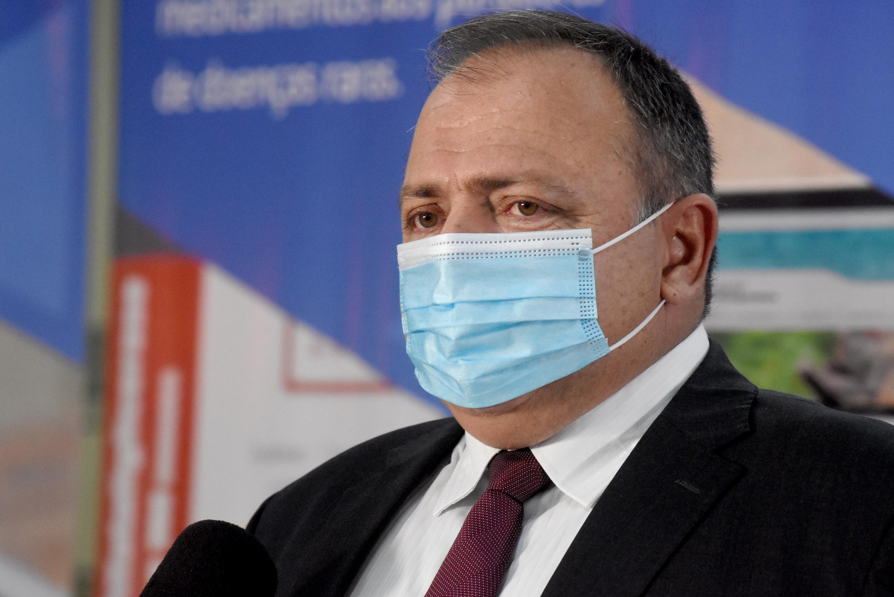 White Martins pediu transporte de oxigênio, mas não foi atendida por assessores de Pazuello