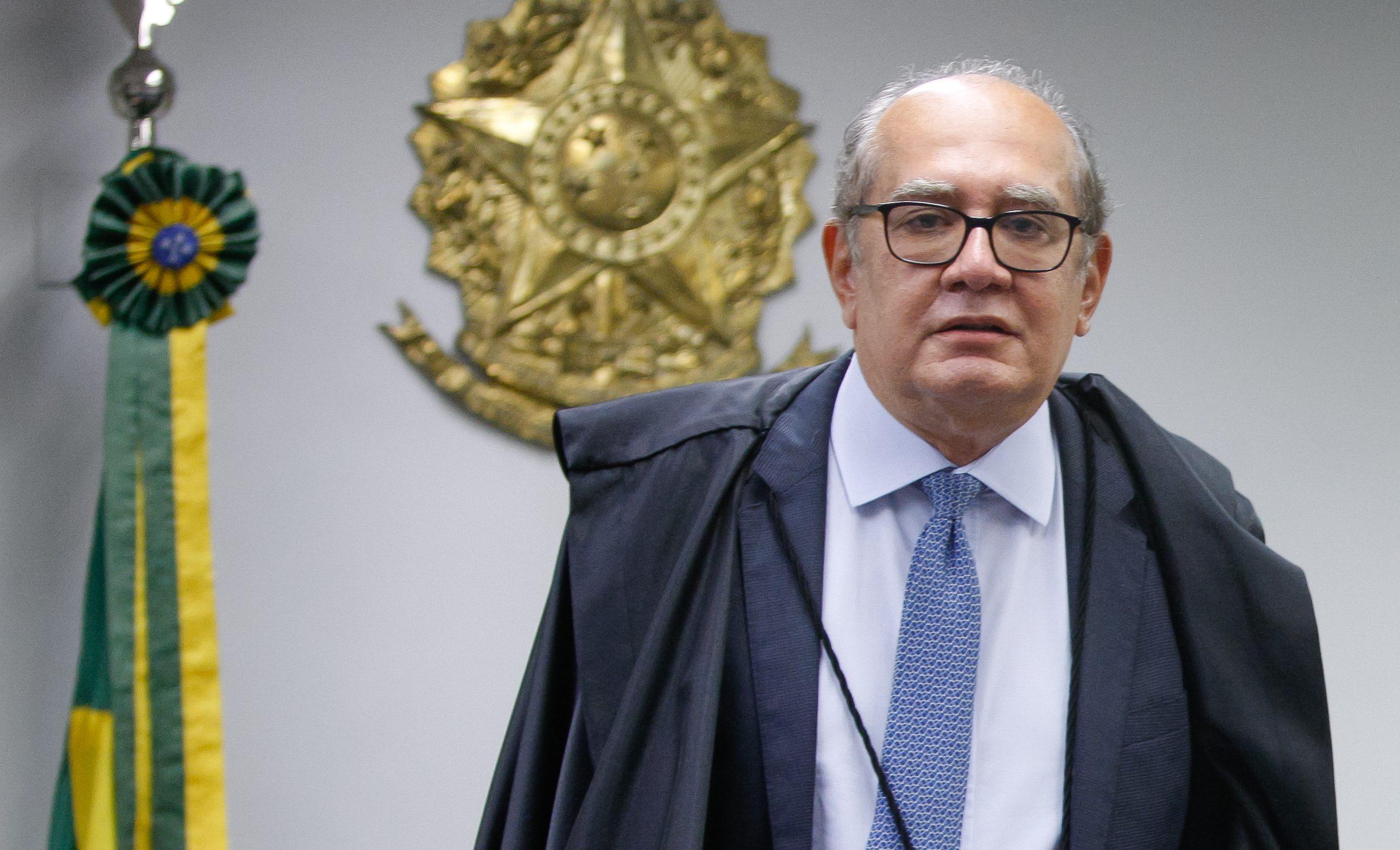 IMAGEM: Gilmar Mendes envia à PGR questionamentos de deputados contra Braga Netto