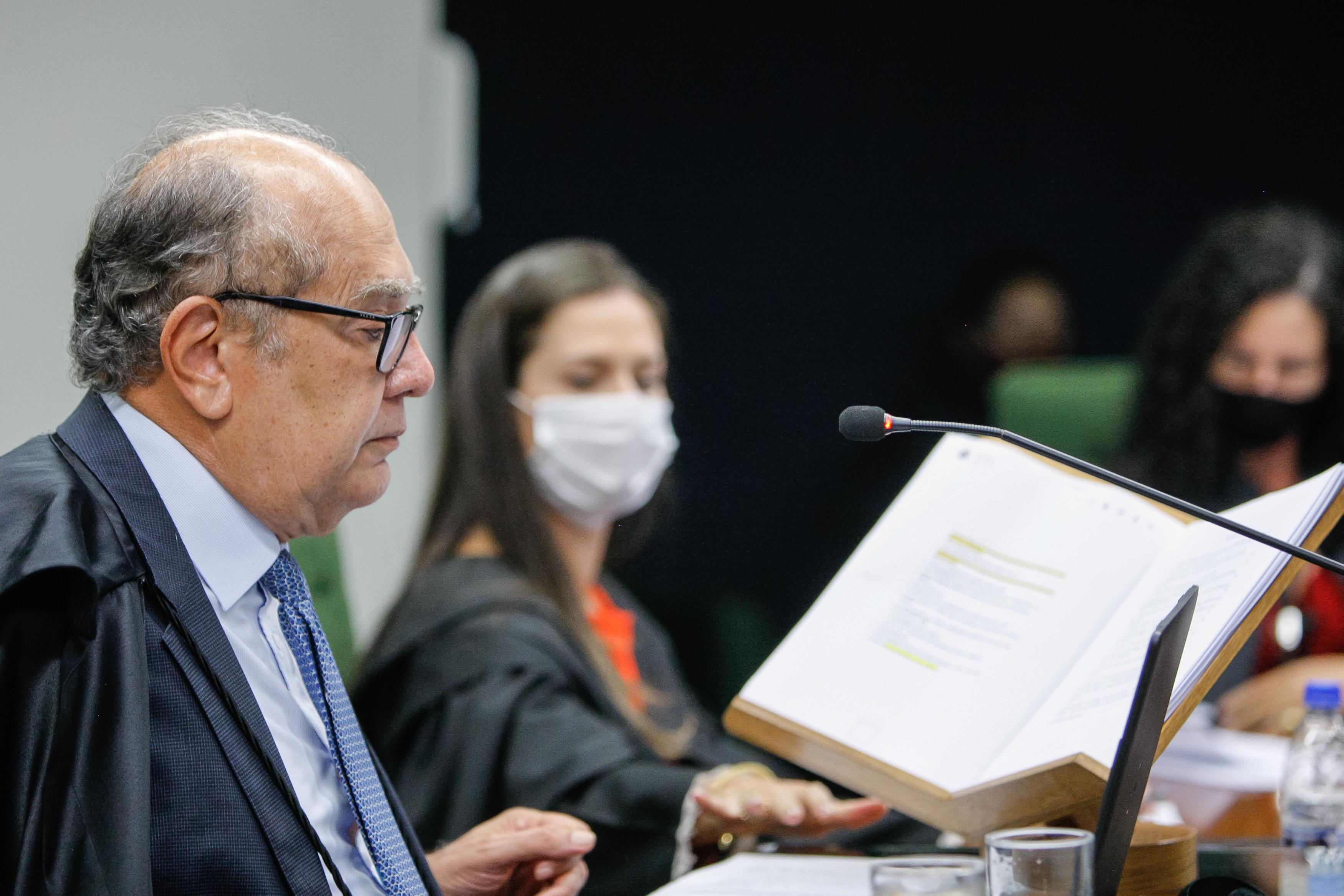 IMAGEM: Segunda Turma pode anular hoje operação contra advogados de Lula e Bolsonaro