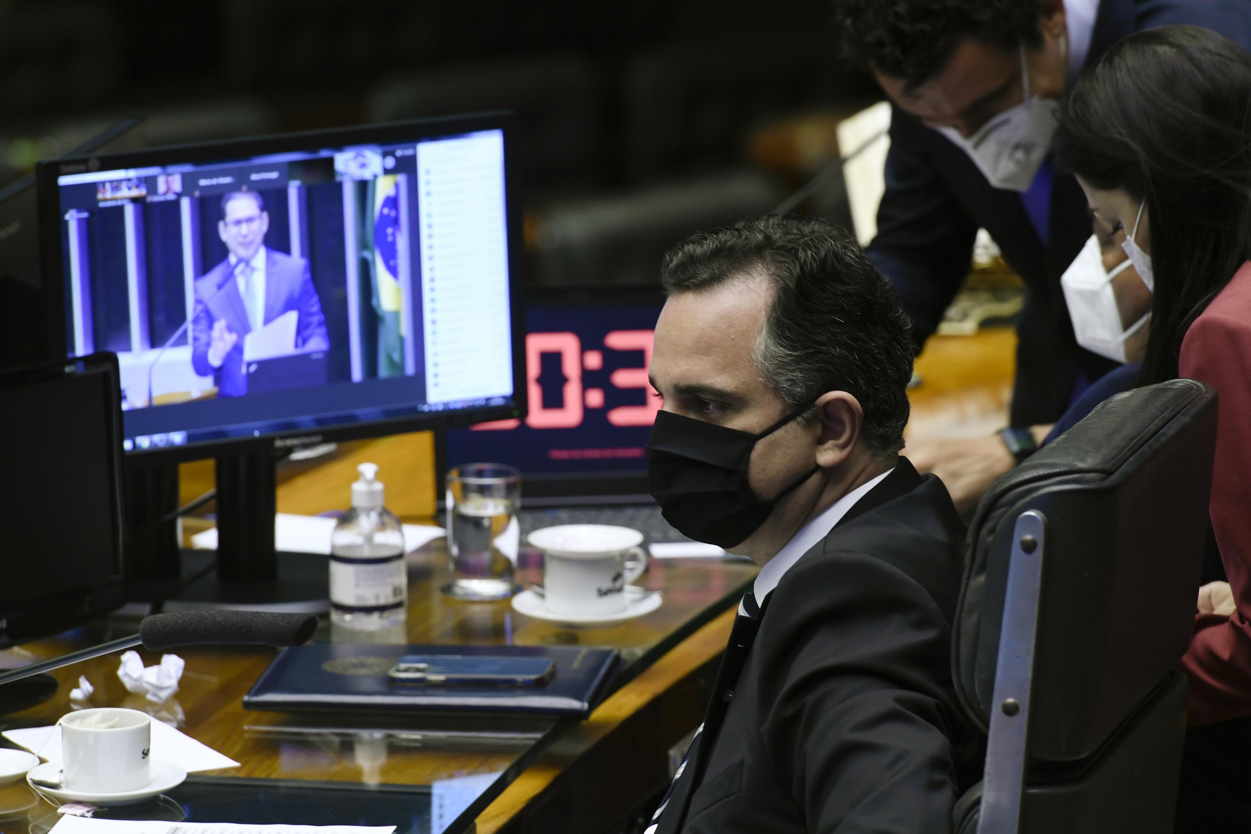 IMAGEM: Câmara aprova texto-base do orçamento 2021