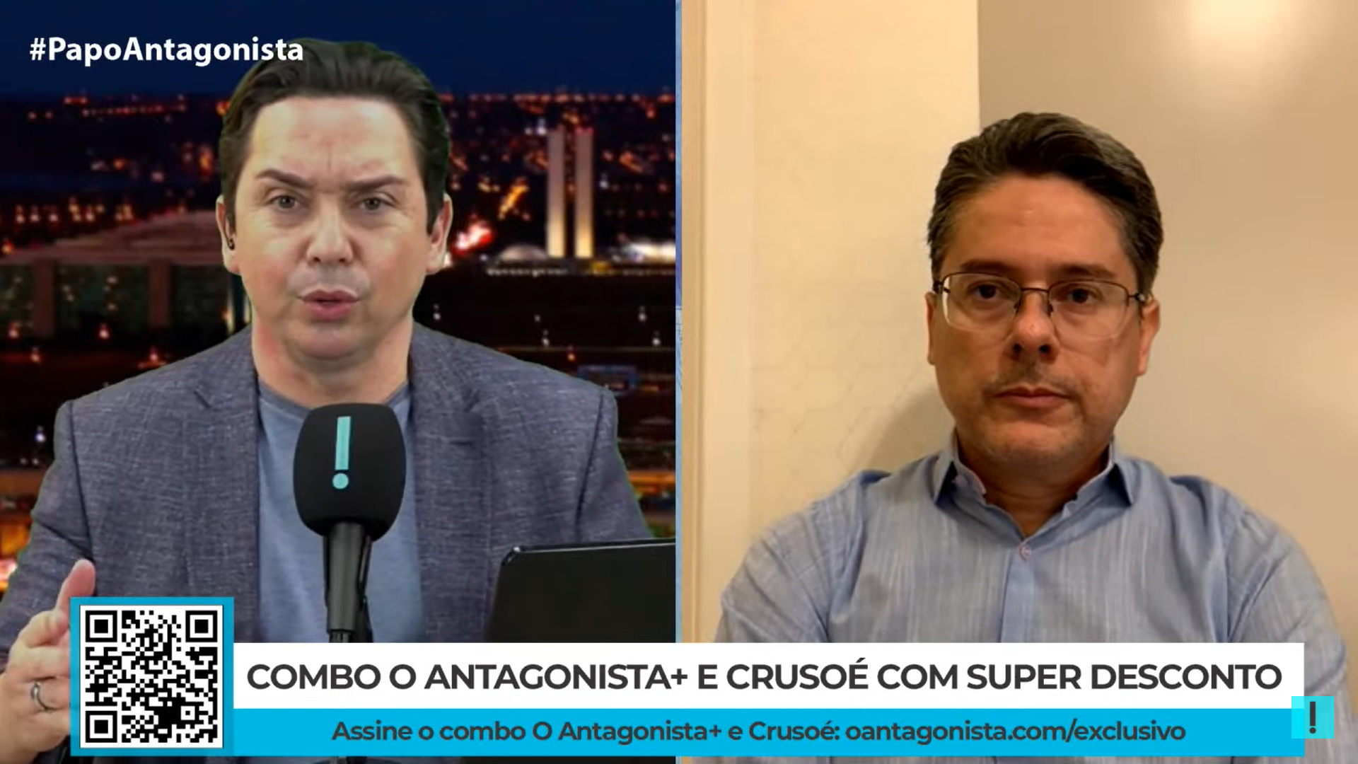 """IMAGEM: """"No desespero, qualquer coisa parece positiva"""", afirma Alessandro Vieira sobre comitê de crise"""