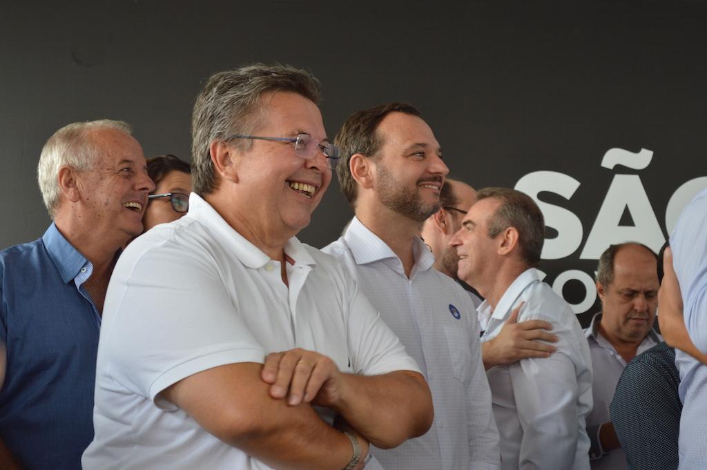 IMAGEM: Tucano aliado de Doria é eleito presidente da Assembleia de SP