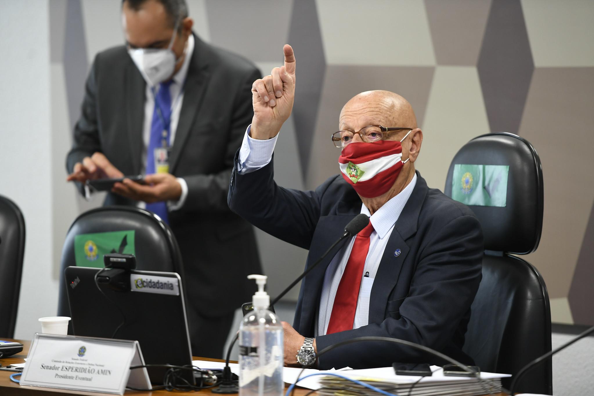 IMAGEM: 'Se Kassio votar pela parcialidade do Moro, a responsabilidade vai ser do Bolsonaro'