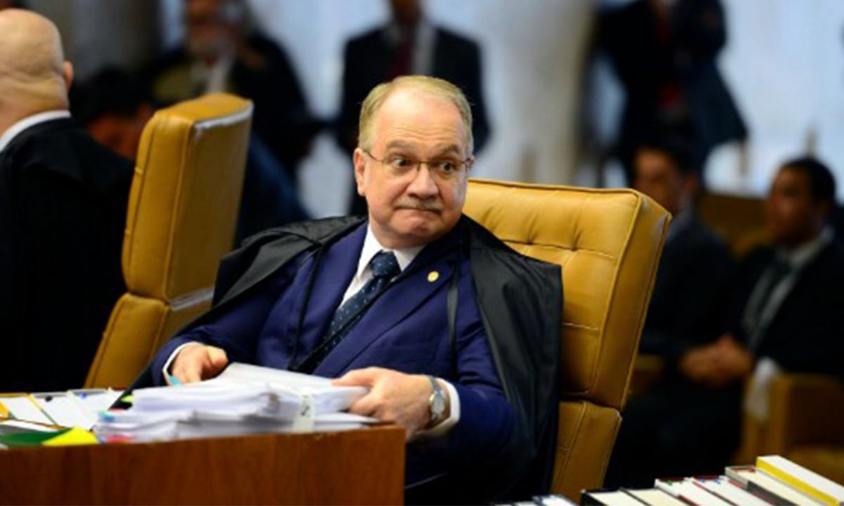 IMAGEM: Fachin pede julgamento no plenário da anulação das condenações de Lula