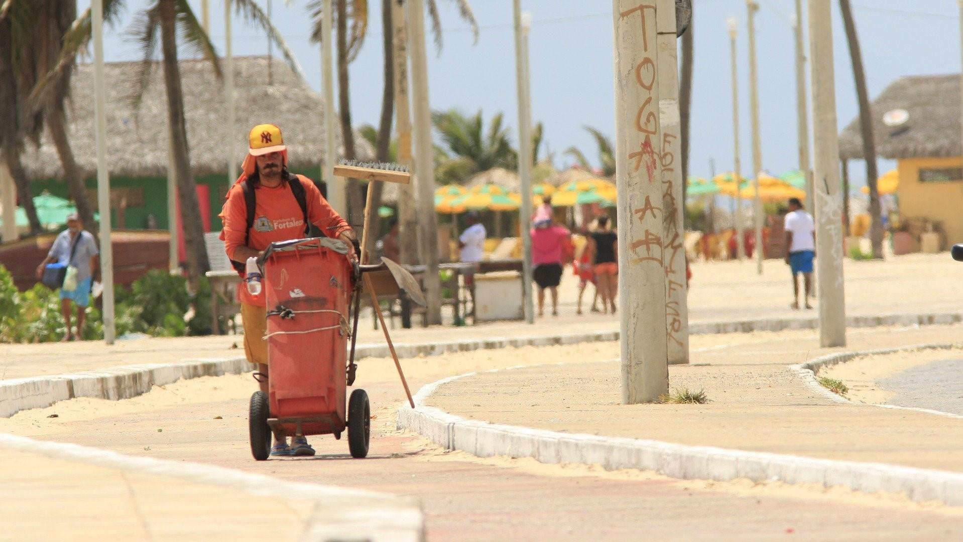 IMAGEM: Lockdown em Fortaleza