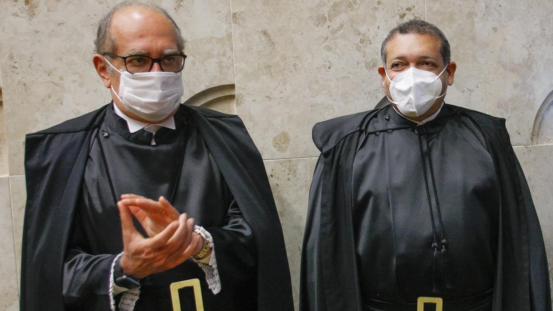 IMAGEM: Gilmar não quer impeachment de Bolsonaro, apenas tirar seu poder