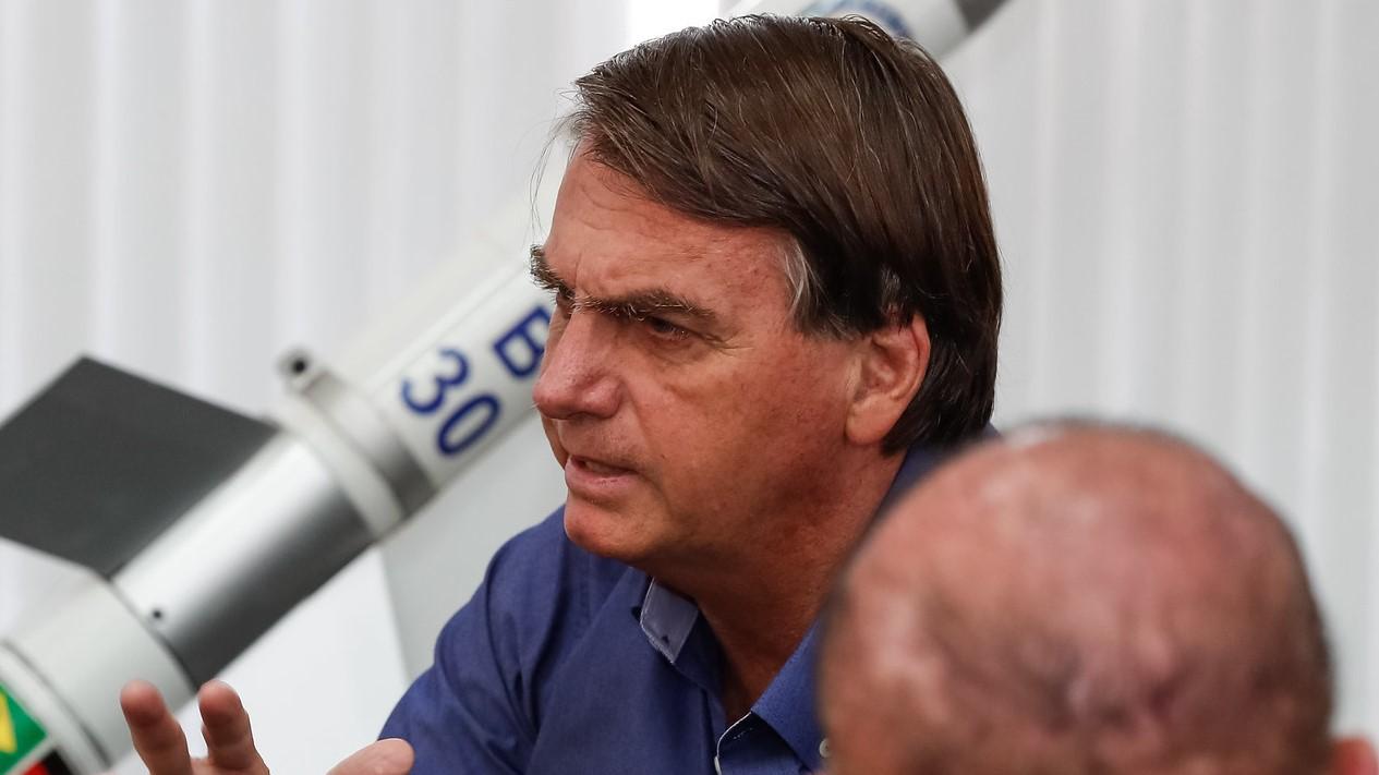 """""""Querem fazer palanque com CPI da Covid"""", diz Bolsonaro"""
