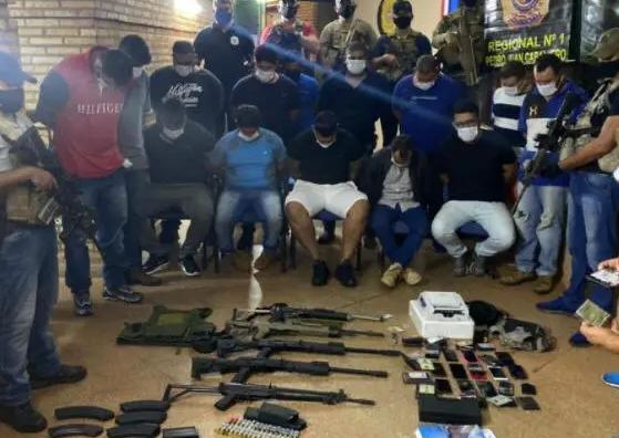 """IMAGEM: Polícia Federal prende """"Bebezão"""""""