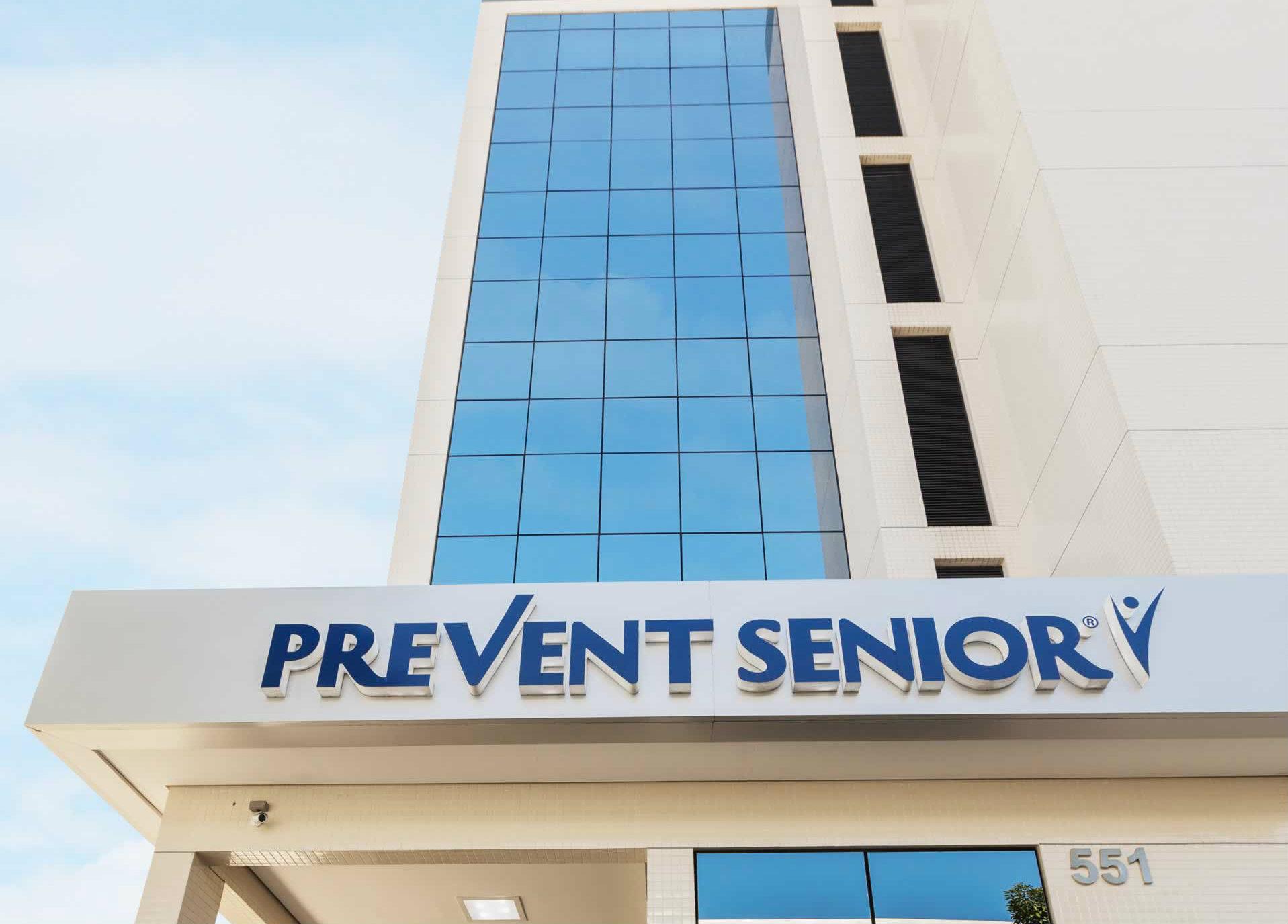 IMAGEM: Nota da Prevent Senior