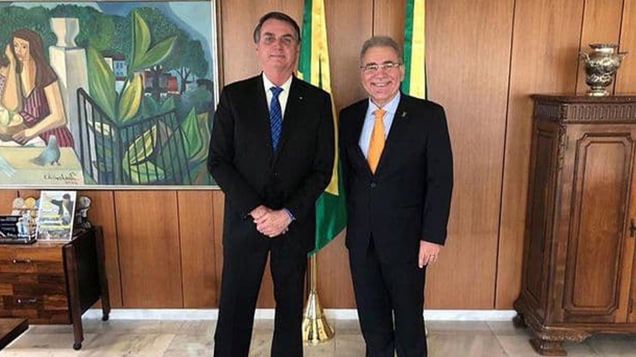 """IMAGEM: TCU acusa Ministério da Saúde de """"letargia"""" na compra de mais testes de Covid"""