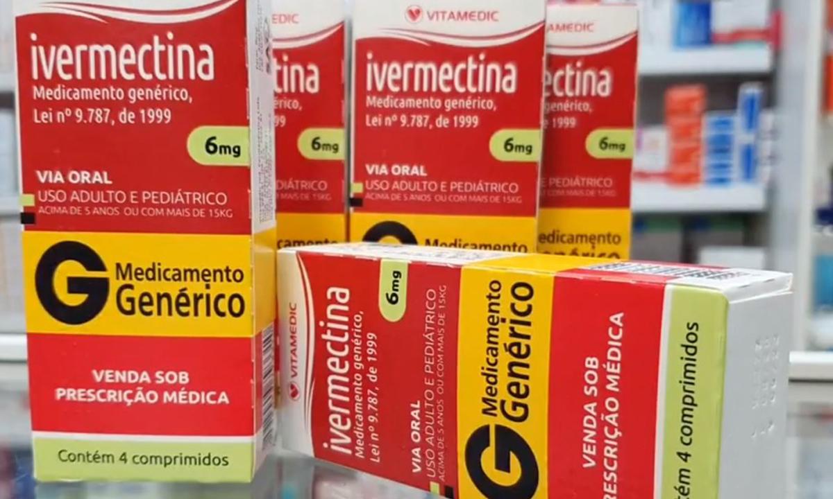 IMAGEM: O grande negócio da Ivermectina