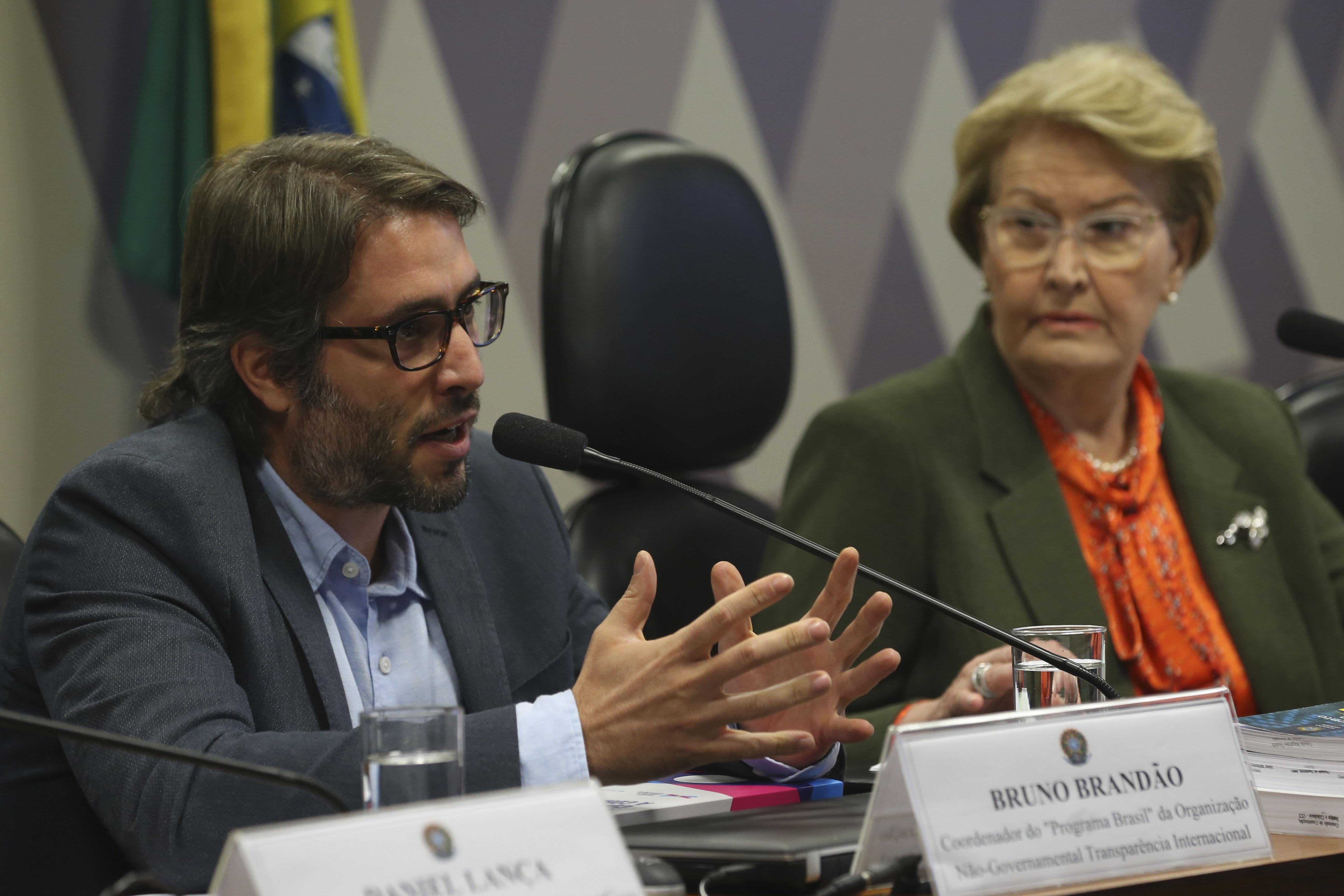 IMAGEM: Decisão da OCDE de monitorar corrupção no Brasil era esperada, dizem entidades