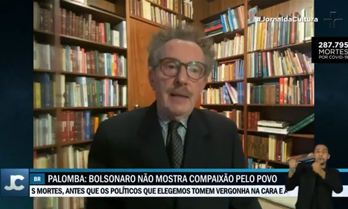 IMAGEM: Psiquiatra forense aponta sinais de psicopatia em Bolsonaro