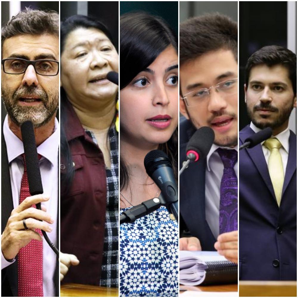 IMAGEM: 'O bolsonarismo asfixia o Brasil'