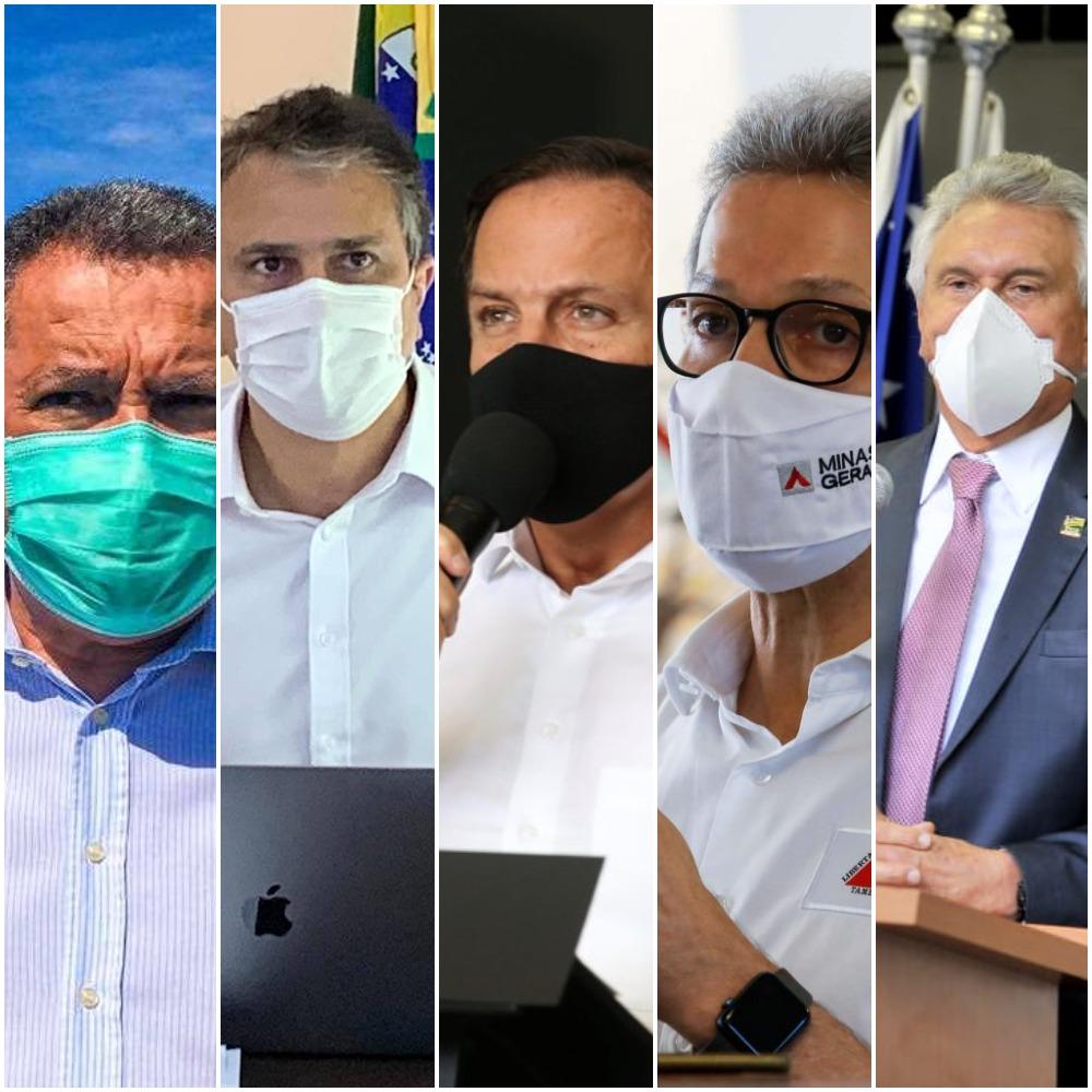 IMAGEM: Pacotes econômicos de governadores incluem isenção na conta de luz e redução de ICMS