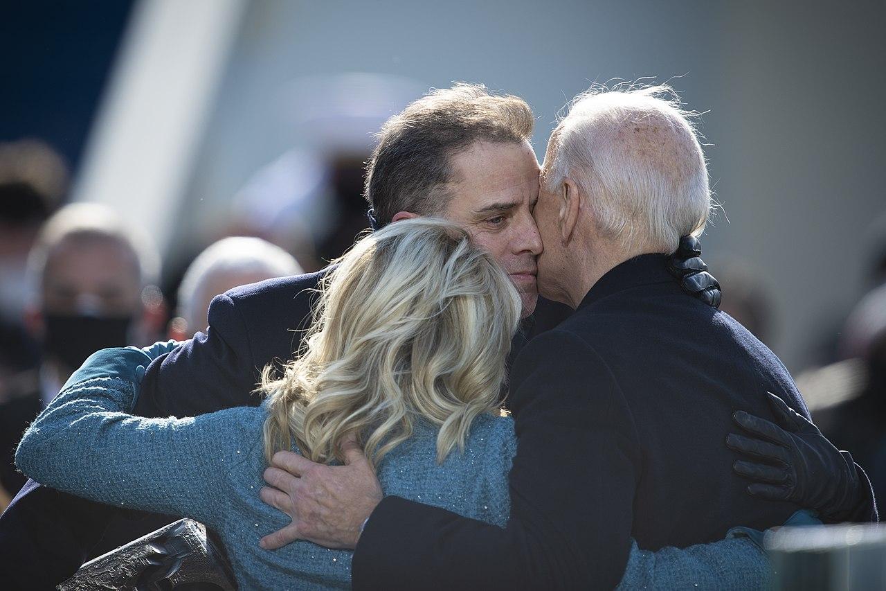 IMAGEM: Serviço Secreto tentou obter documentação de arma perdida de filho de Biden, diz site